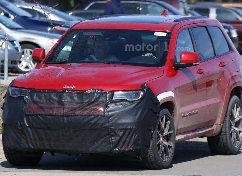 Gt Speed موديل جيب هيلكات من جراند شيروكي سيتم اطلاقه في شهر جويلية Jeep Grand Jeep Jeep Grand Cherokee
