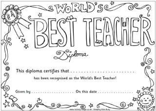 Teacher Appreciation Colouring Pages Gifts Teacher Appreciation