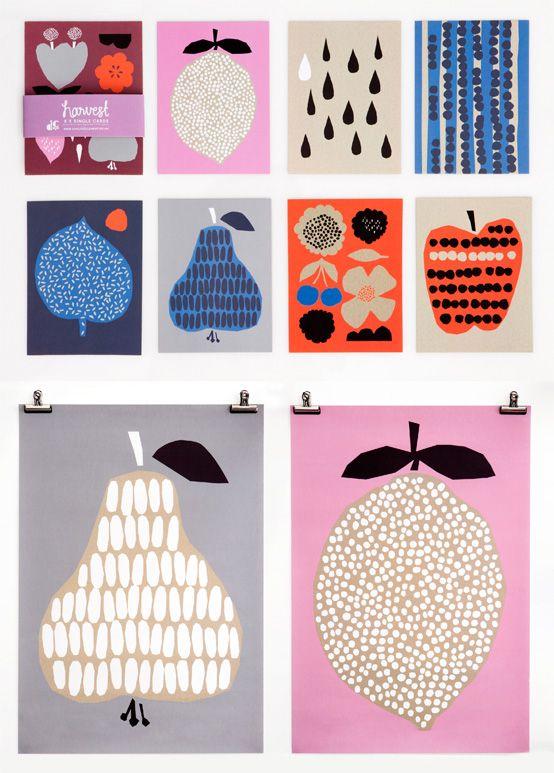 Darling Clementine Pattern Illustration Illustration Design