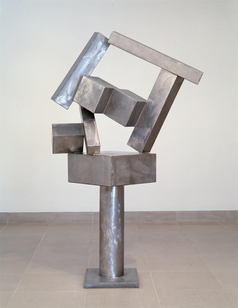 David Smith, Cubi XVII, 1963