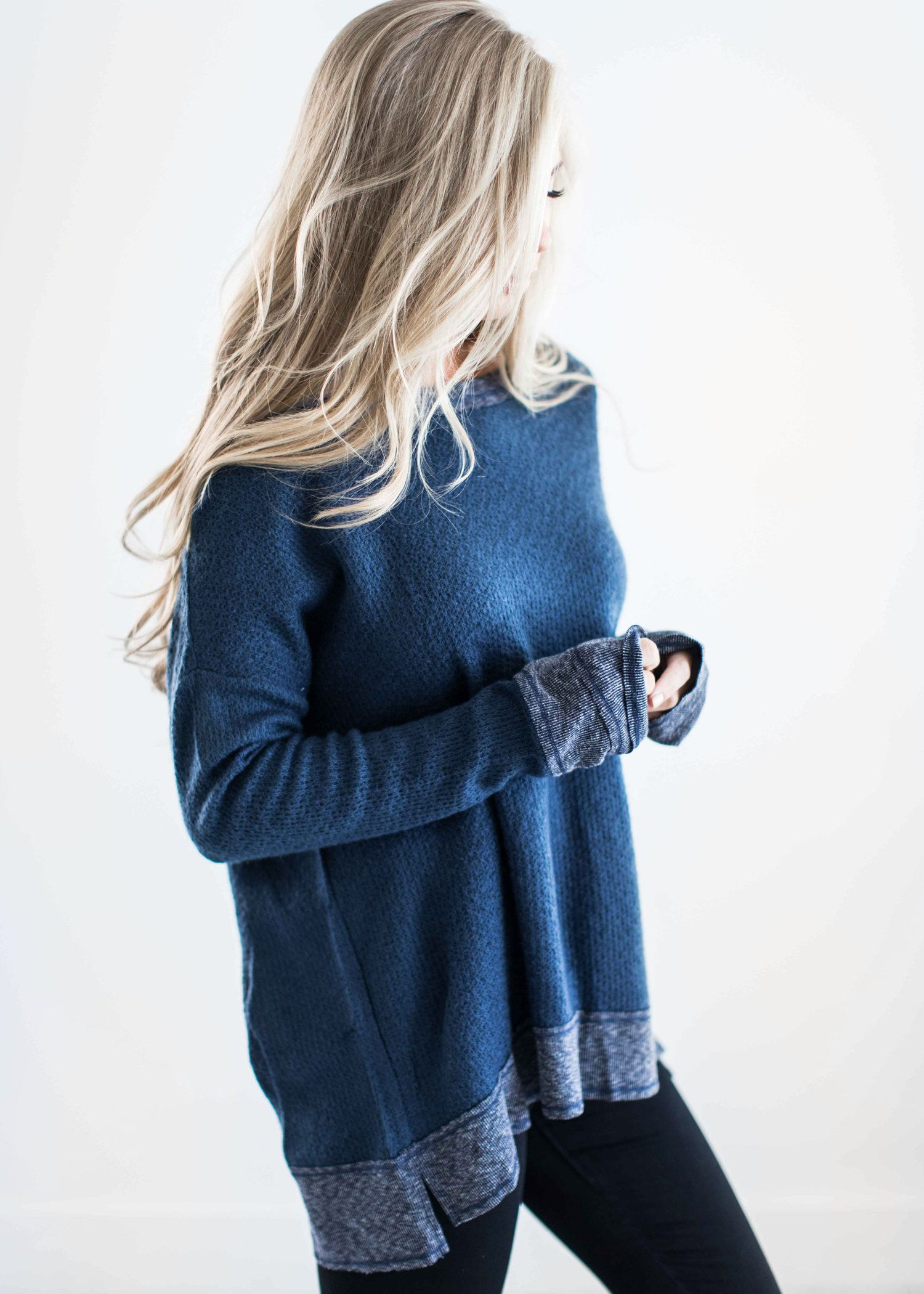 sweaters, blue sweater, fall fashion, womens fashion, shop ...