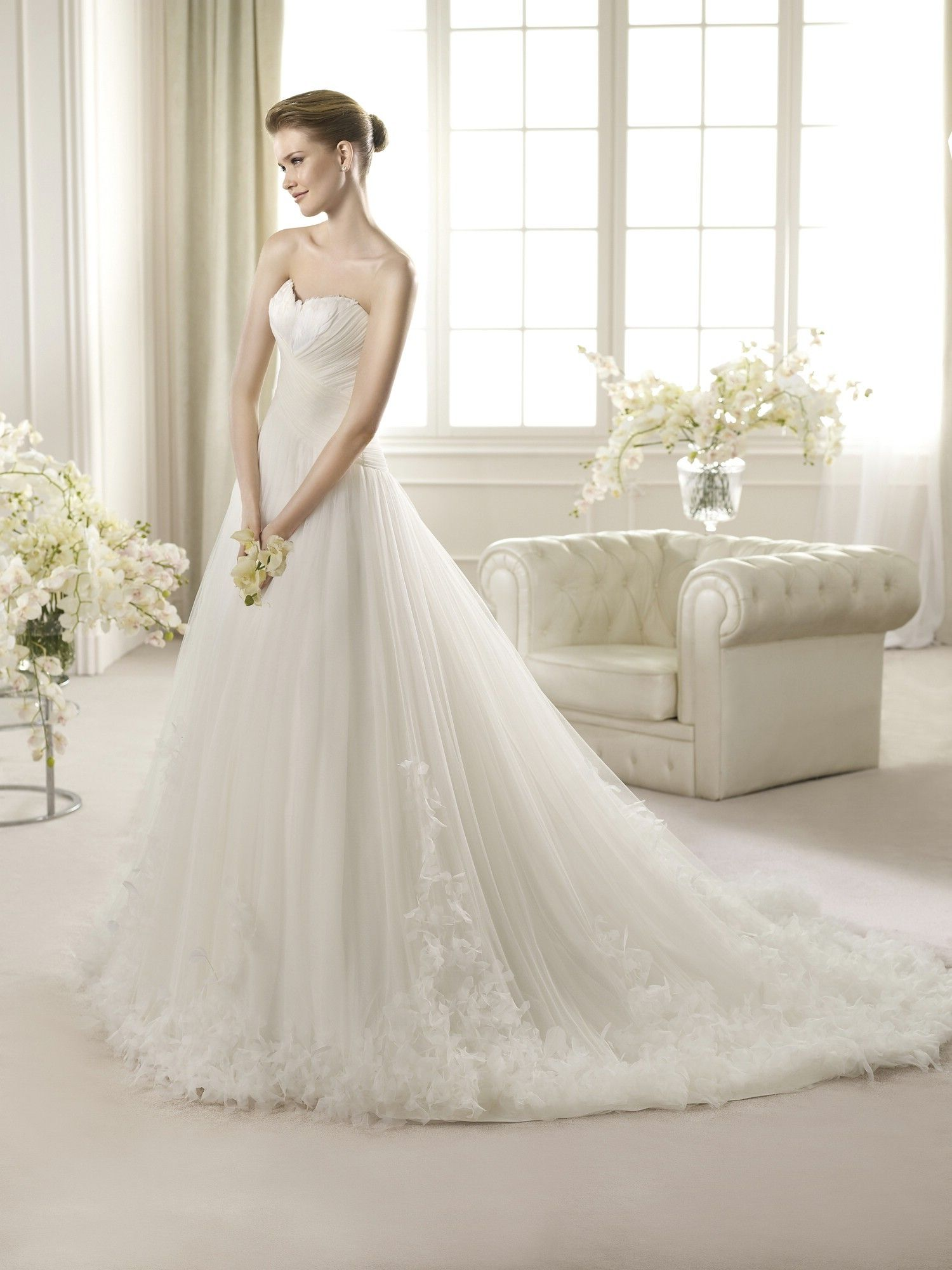 San Patrick Wedding Dresses - Style Asia [Asia] : Wedding Dresses ...