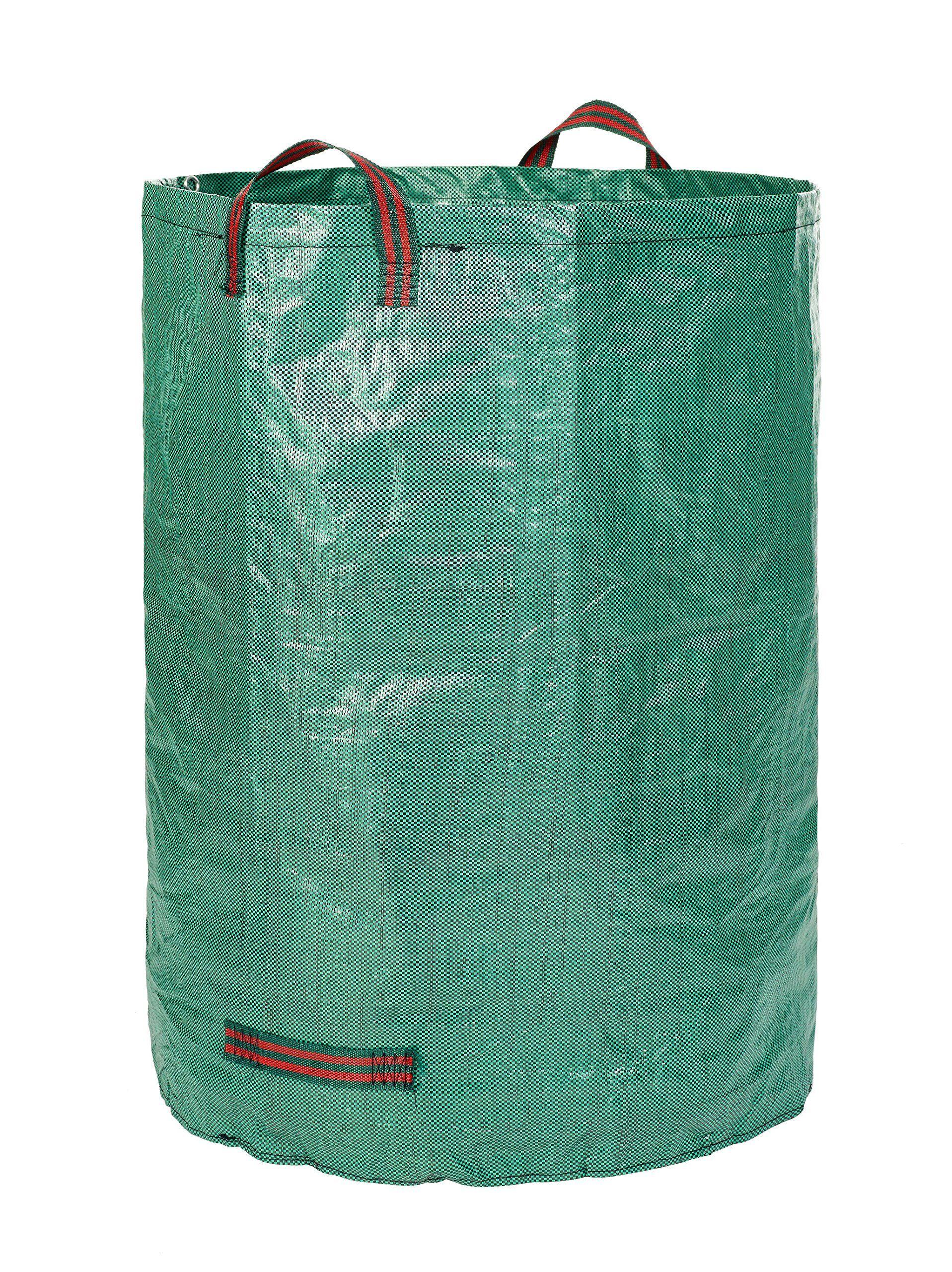 Glorytec 3pack 80 gallons garden bag extra large reusable