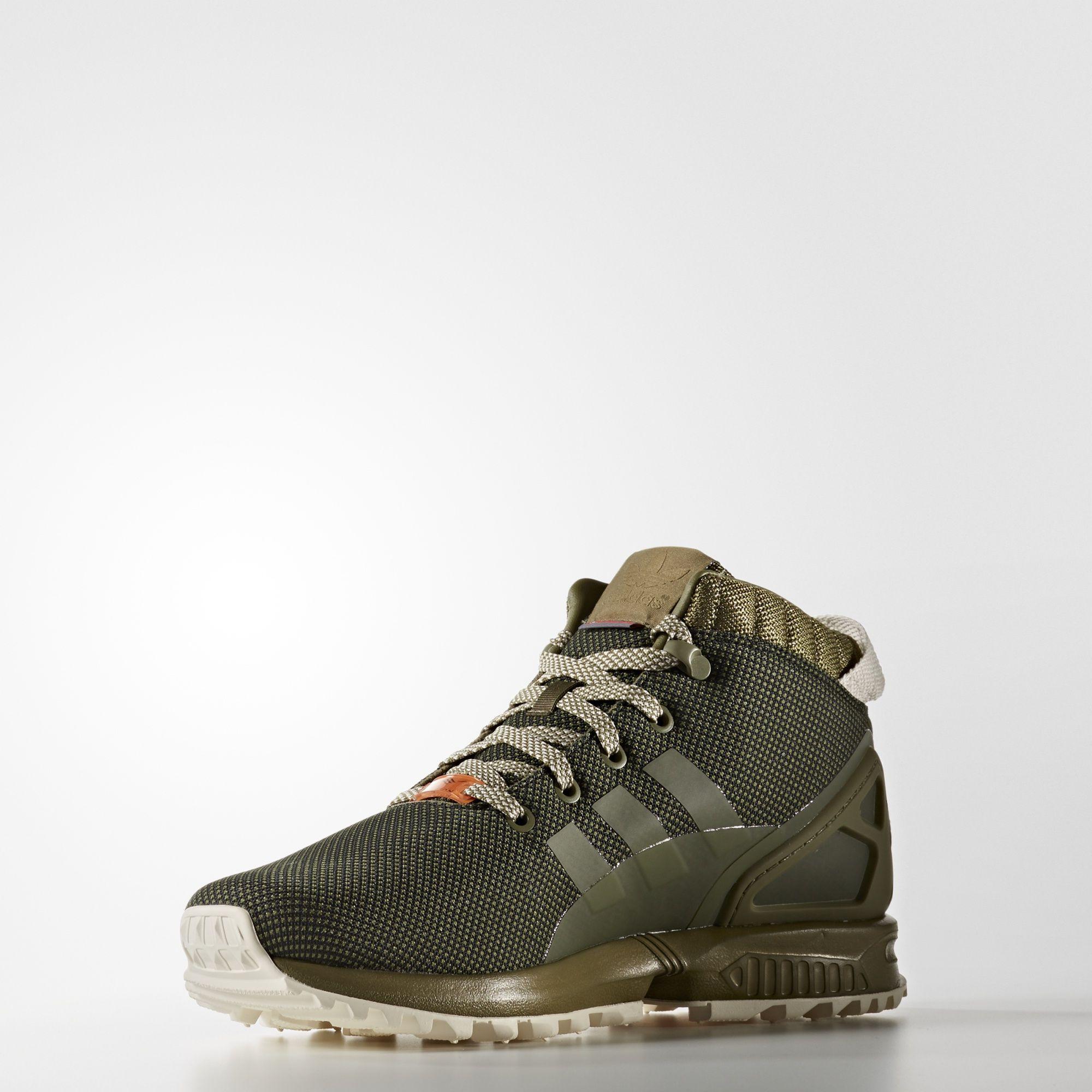 Zx Flux 5/8 Chaussures De Trail Adidas LBBXnXn