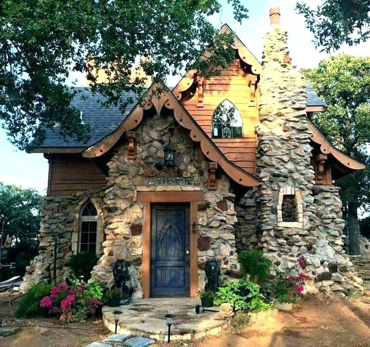 Fairytale Cottage House Plans Storybook House Plan Storybook House Plans Storybook Cottage House Plan Small Cottage Homes Stone Cottages Cottage House Exterior