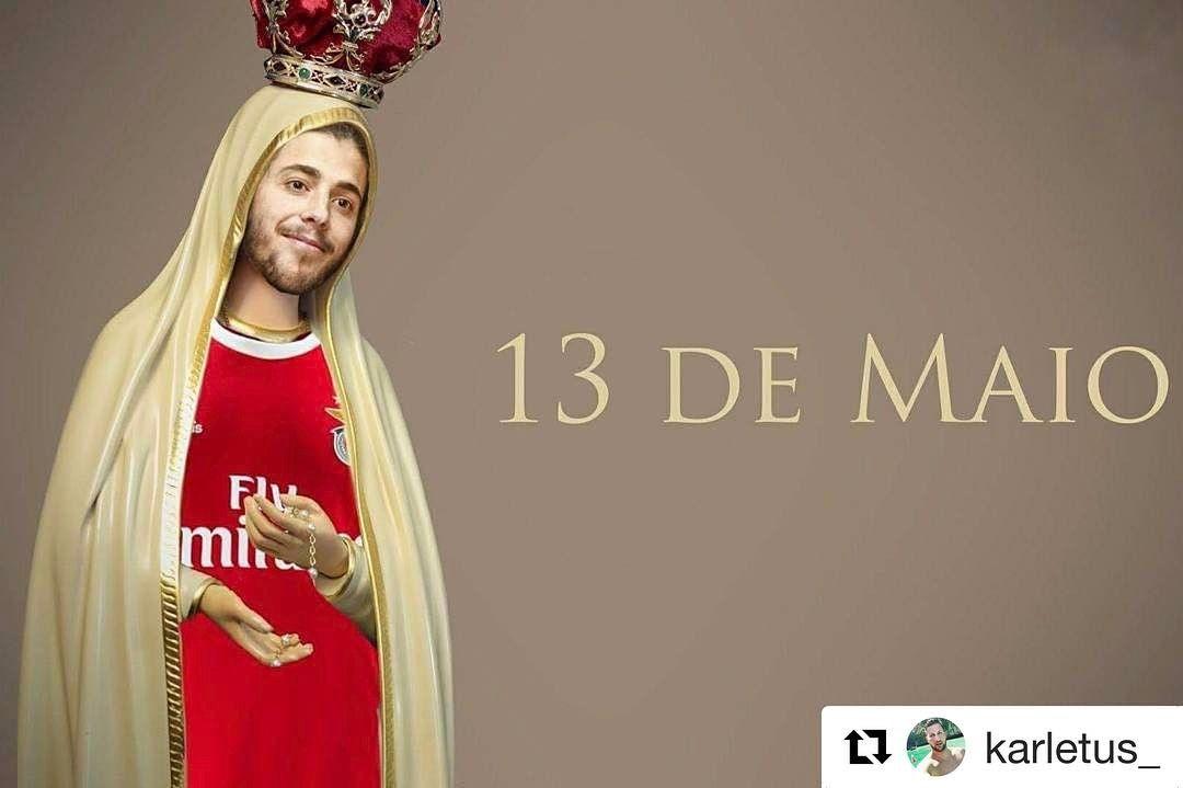 """68 Gostos, 4 Comentários - Filipe Rico (@filipe_rico) no Instagram: """"13 de Maio ❤️ #dia #histórico  @karletus_ ✌🏼😆"""""""