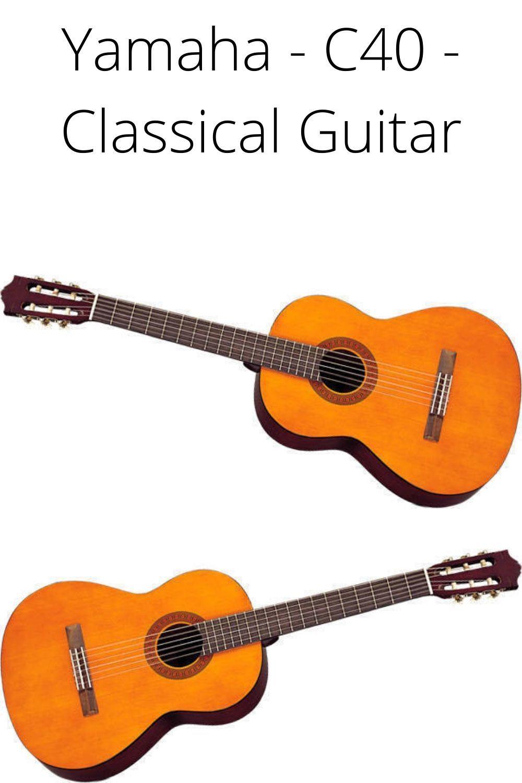 Yamaha C40 Classical Guitar Classical Guitar Classic Guitar Yamaha Guitar
