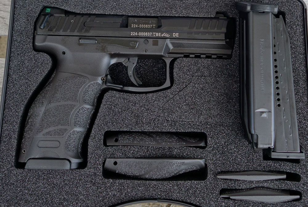 HK VP9 W/3 15rds Mags NS Find our speedloader now!  http://www.amazon.com/shops/raeind