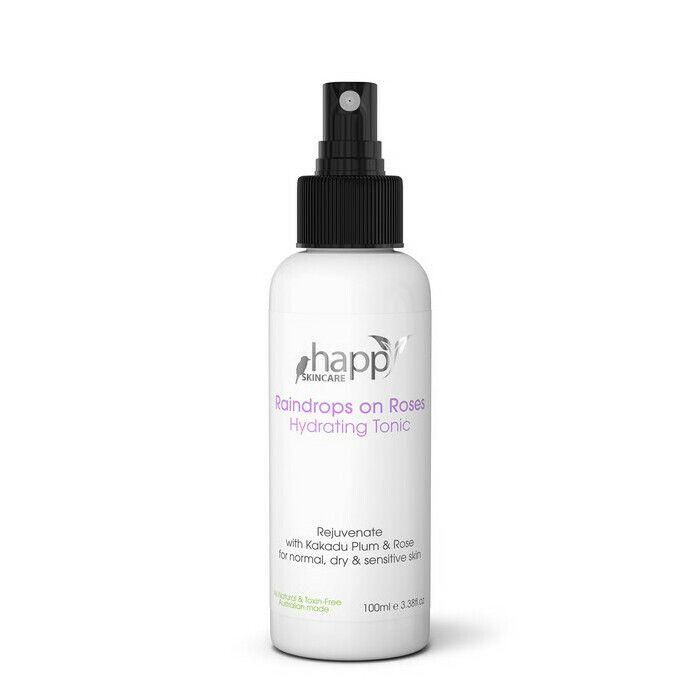 Happy Skincare Hydrating Tonic organic toners
