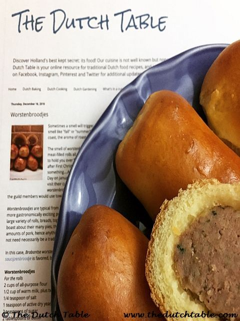 Dutch food worstenbroodjes the dutch table pinterest dutch discover hollands best kept secret its food the dutch table is the most extensive online resource for traditional dutch food recipes forumfinder Gallery