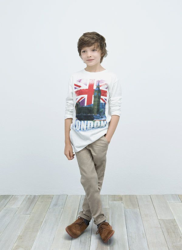 August - Kids - Lookbook - ZARA