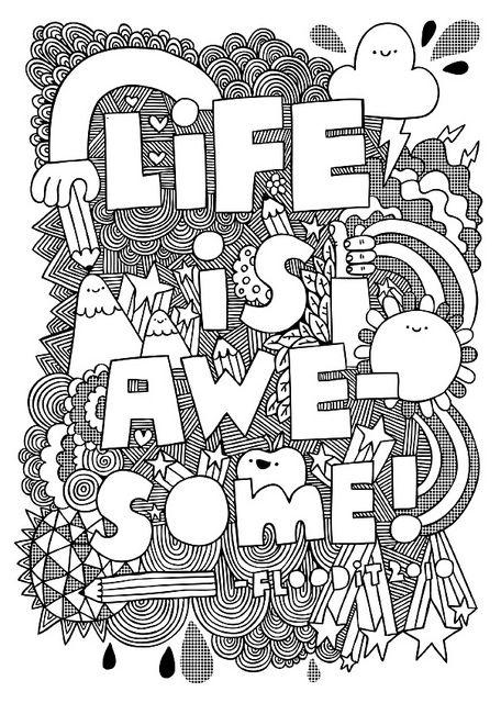 Now Remember No Mater What Happens Remember That Every Thing Can Be A W E S O M E Awesome If U Make It What U Want Doodle Illustration Doodle Art Art