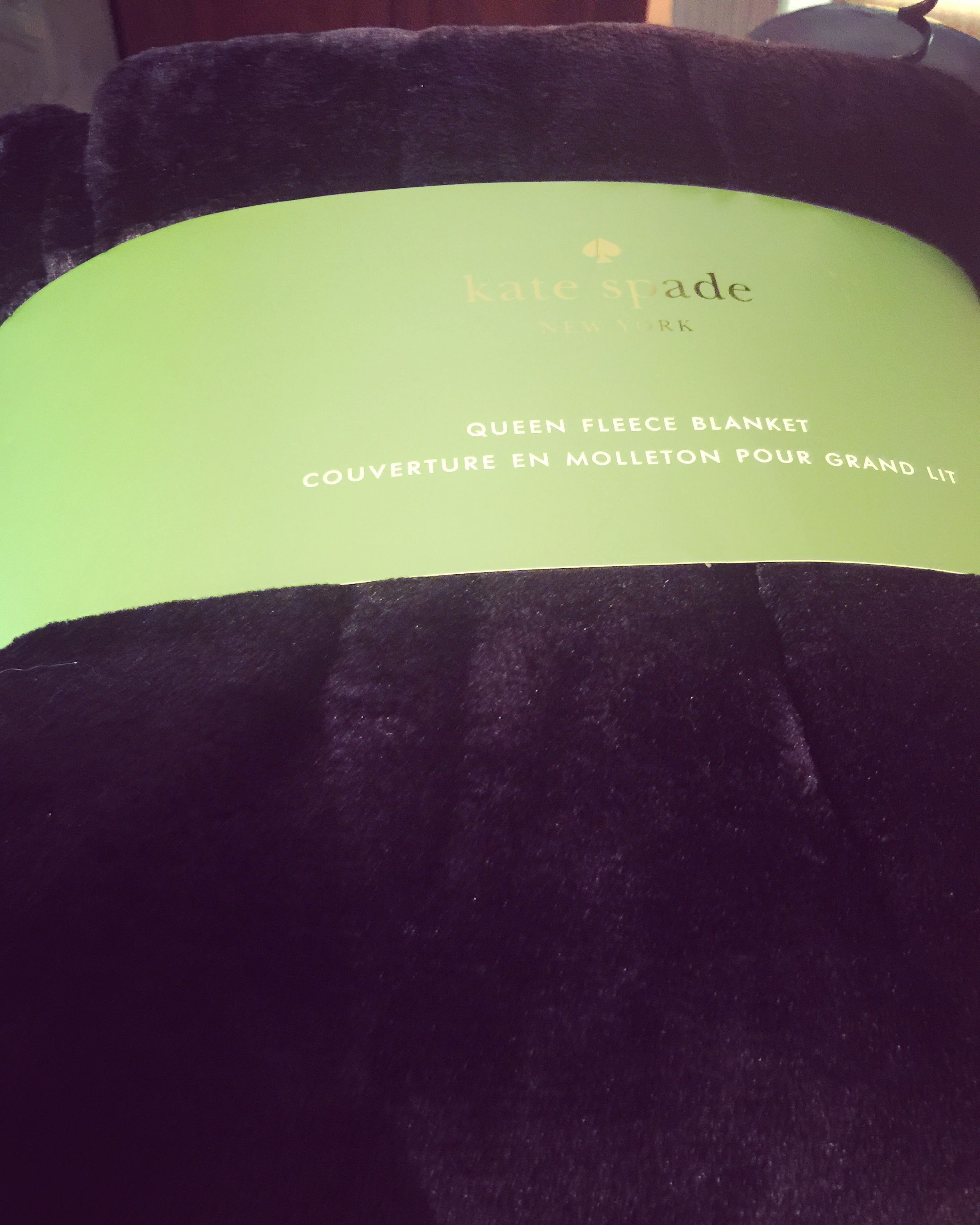 Kate Spade New York Throw Blanket From Costco 21 Fluffy