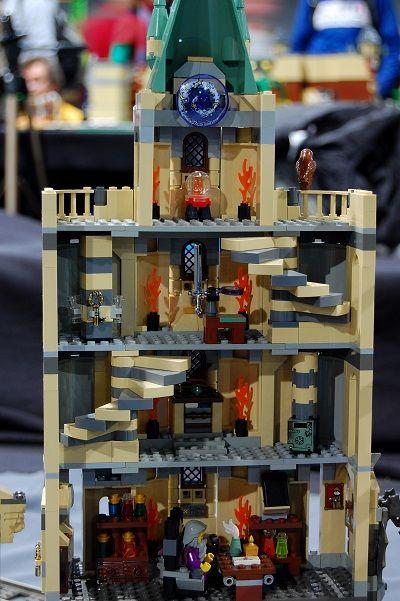 Moc Harry Potter Layout Lego Licensed Lego Harry Potter Moc Lego Hogwarts Harry Potter Lego Sets