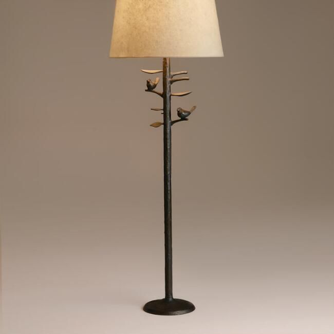 Floor Lamp Base Inspiration Cost Plus World Market Woodlands Floor Lamp Base  Lamp Bases Floor Decorating Design