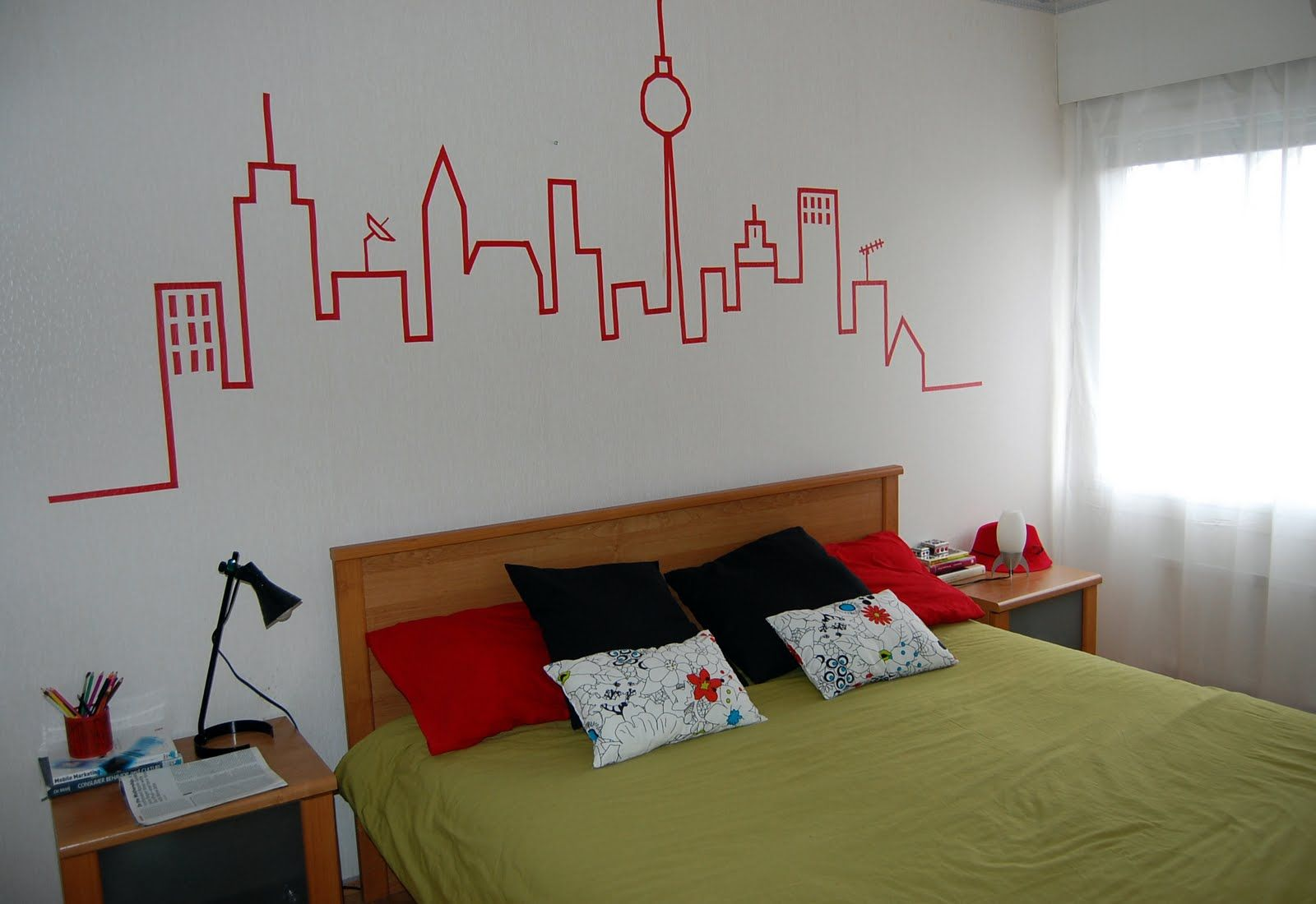 Tecnicas populares para decorar las paredes mi casa - Disenos para pintar paredes ...