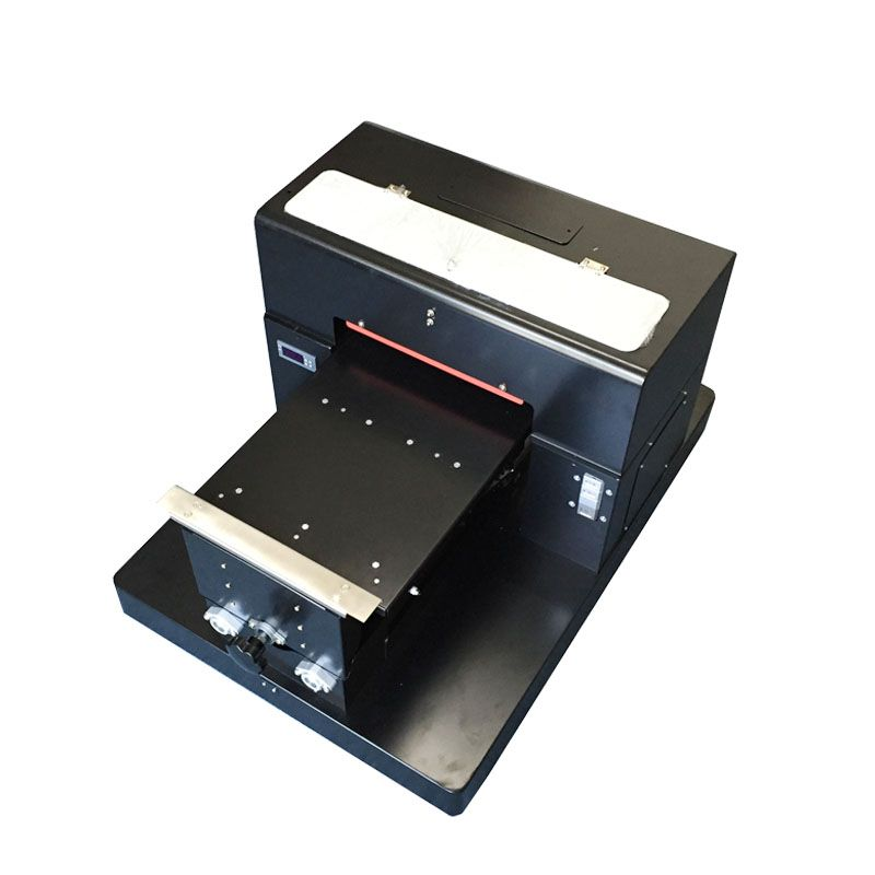 Flatbed Printer A3 Commercial Digital Photo Printer For T Shirts