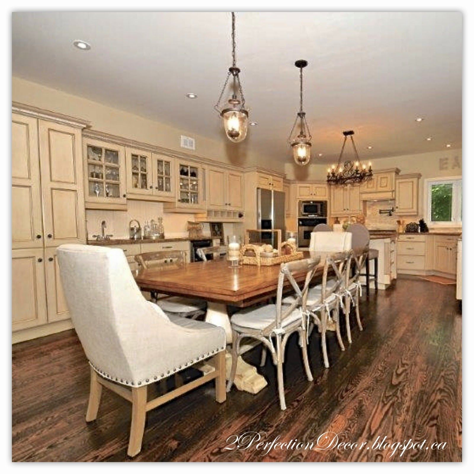 Our House 2 Final Reveal home tour french country kitchen