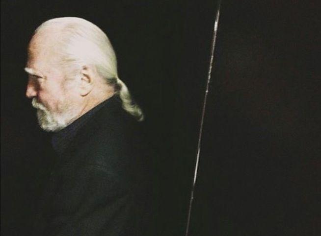 Scott and his ponytail ;-)