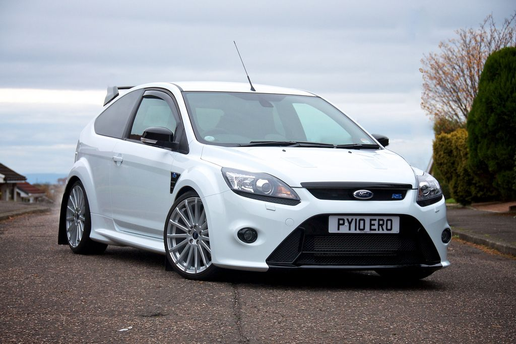 ford focus rs white Google Search Ford focus, Ford