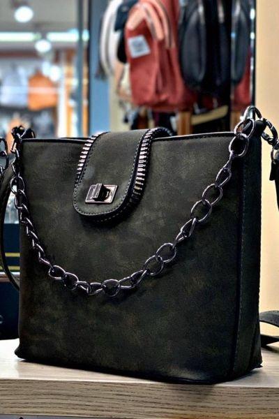 Photo of Taba Portfolio Stone Bag