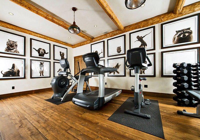 47 Extraordinary Home Gym Design Ideas  Fitness Room