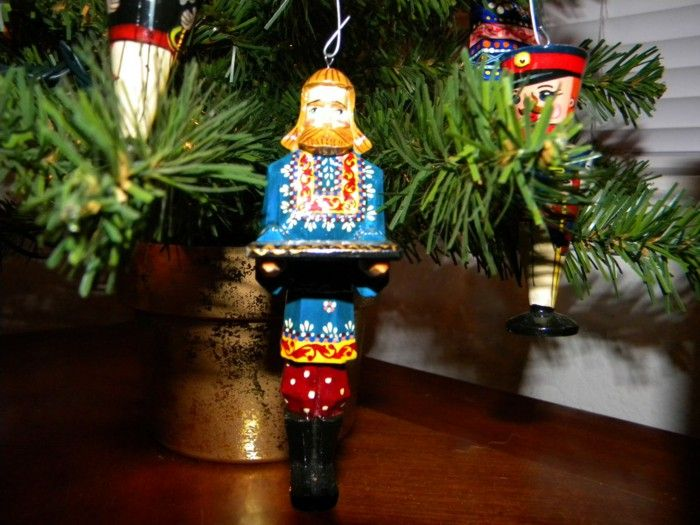 russian christmas tree decoration russian christmas