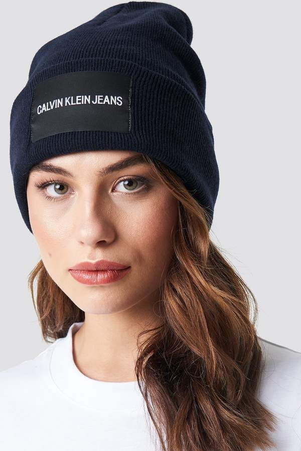 Calvin Klein J Jeans Beanie W High Risk 3d31612180e