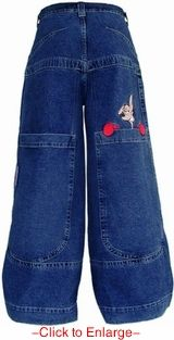 bae095a1 Original Jnco Kangaroos Wide Leg Jeans. These are original Jnco Kangaroos  the exact same ones you loved in the 90's. $99.99