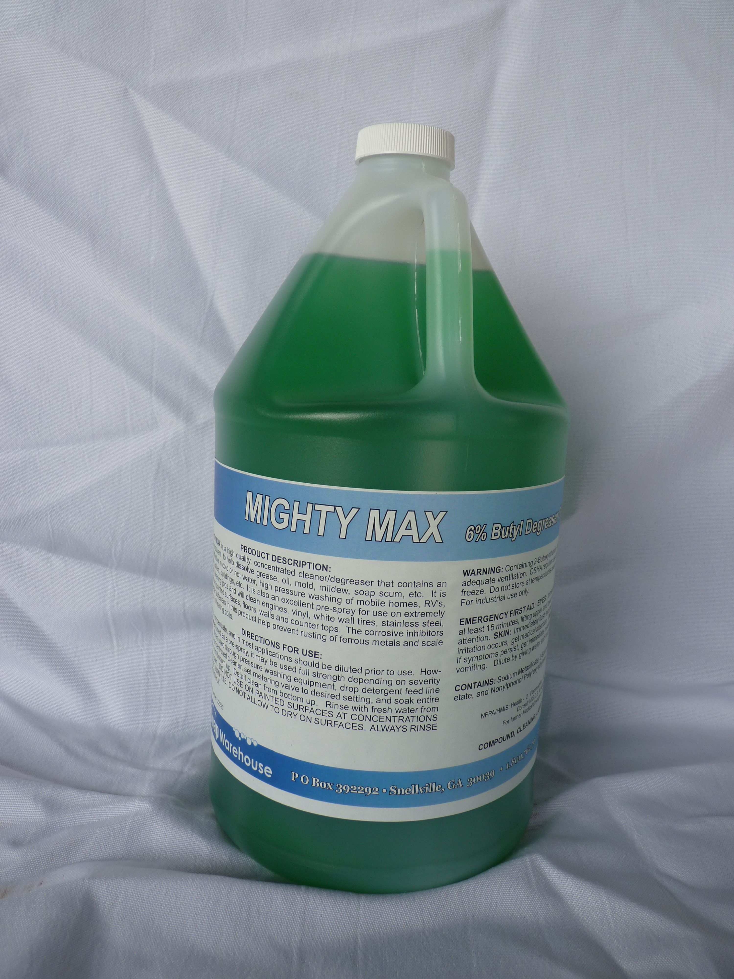 Mighty Max This Multi Use Product Contains 6 Butyl A Degreaser That Can Be Used As A Housewash To Clean Greasy Vehilce House Wash Dish Soap Bottle Cleaning