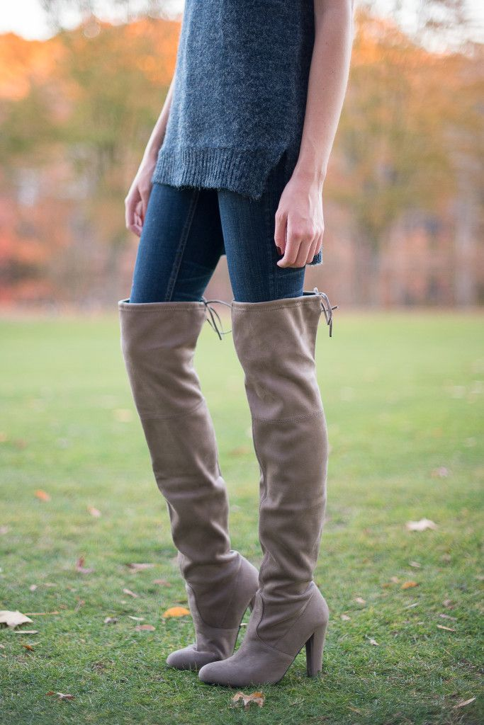 Steve Madden Gorgeous Knee Boot RSv7QIn