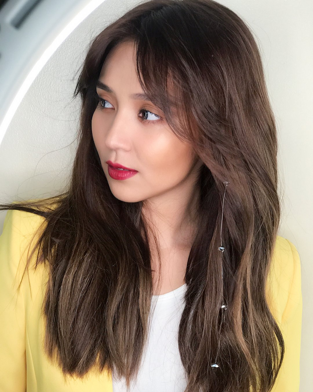 Pin By Isabel On Kathniel Kathryn Bernardo Hairstyle Filipina Beauty Filipino Hair