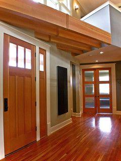 Lighter Tan Green Favorite Tan Darker Greenish Blue Library Pewter Wood Doors White Trim Stained Doors Interior Exterior Doors