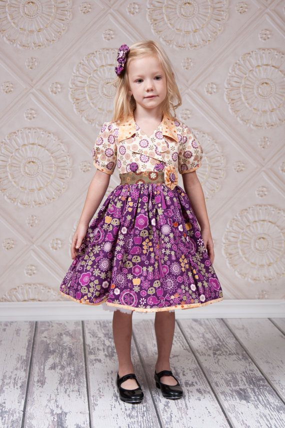 Boutique Girls Dresses 8 Years
