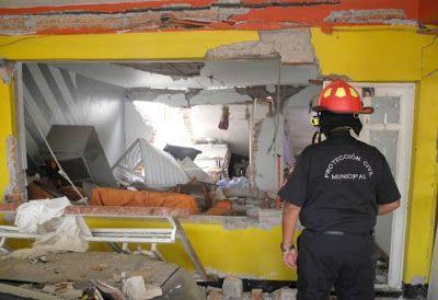 MONITOREA PROTECCIÓN CIVIL FINCAS EN MAL ESTADO PARA EVITAR PERCANCES