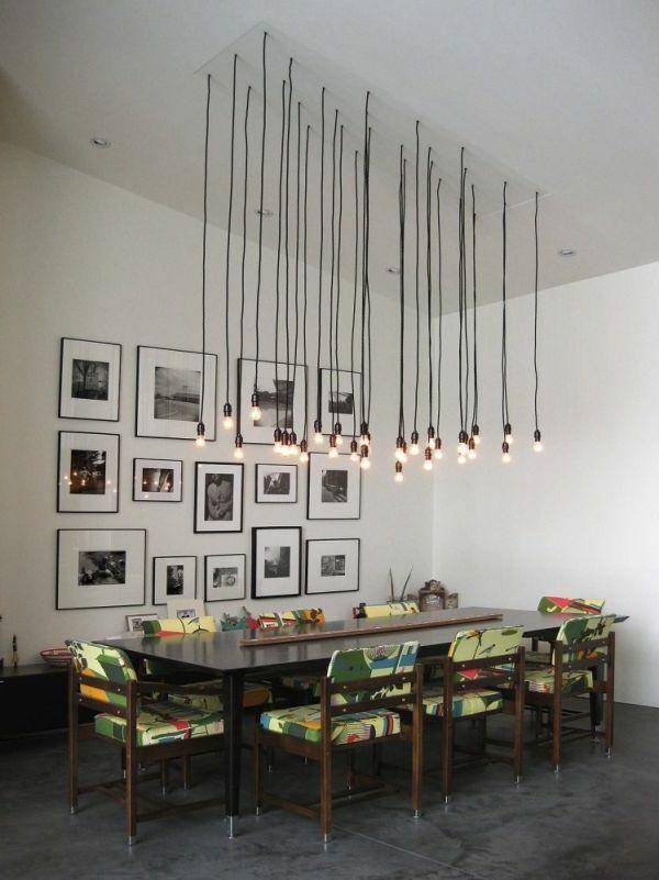 pendelleuchten design glühbirne fasszng kabel | Design | Pinterest ...