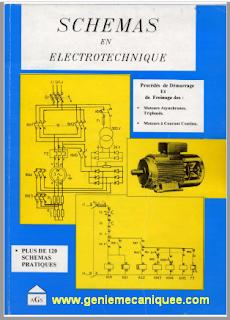Schemas En Electrotechnique Pdf Cours Genie Mecanique Gratuits Electrotechnique Schema De Cablage Electrique Electricite Schema