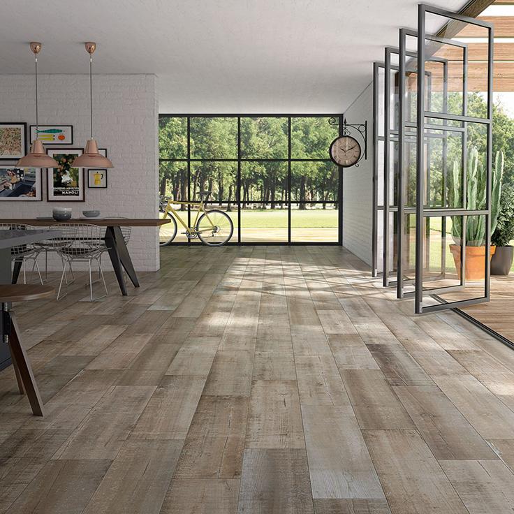 El piso pisos y elegante for Sodimac terrazas