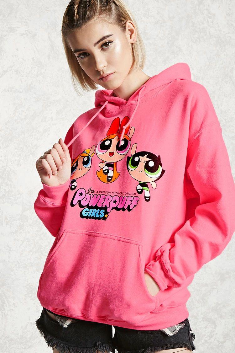 24294842c Powerpuff Girls Hoodie | stuff I want in 2019 | Powerpuff girls ...