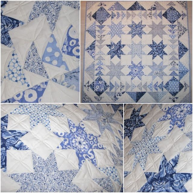 Sweet Spot pattern by Carrie Nelson. | Quilts: China Blue ... : blue white quilt patterns - Adamdwight.com