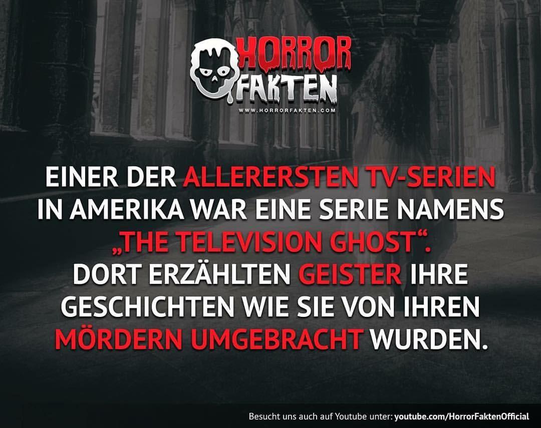❝Interessante Idee❞  #horrorfakten