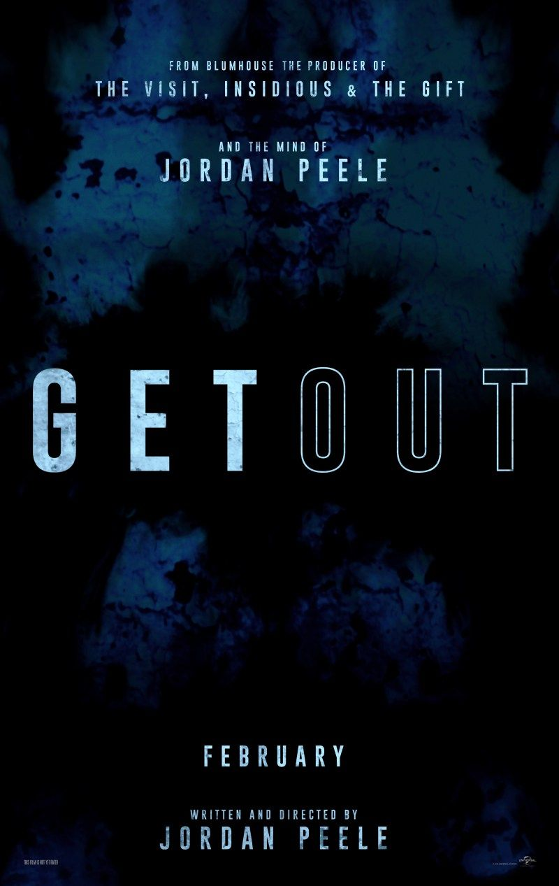 Get out special one night only screening nbgeek pinterest