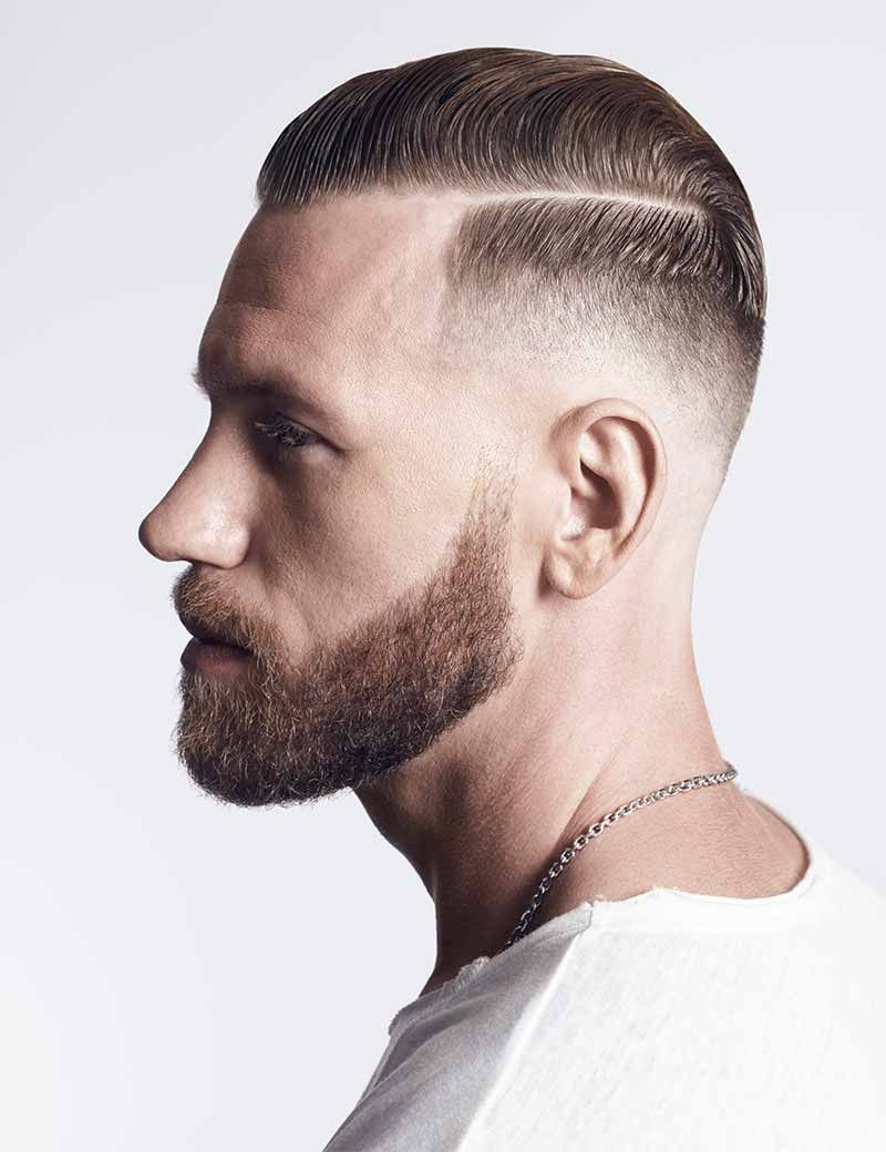Ask Your Barber For A Comb Over Fade Haircut For Men And Then Use