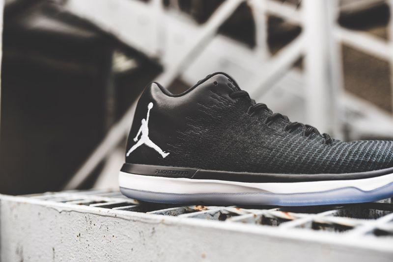 aeb407de63ba Nike Basketball Shoes · Nike Air Jordan XXXI Low (897564-002) Black New  Arrival  solecollector