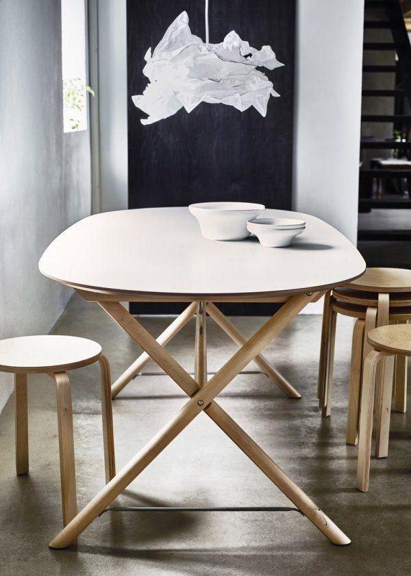 Ikea Les Nouveautes Disponibles Des Maintenant Table A Manger Ovale Table Salle A Manger Mobilier De Salon