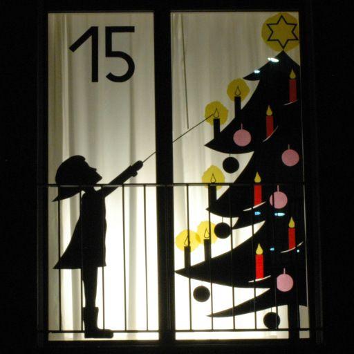Adventsfenster 12.2013