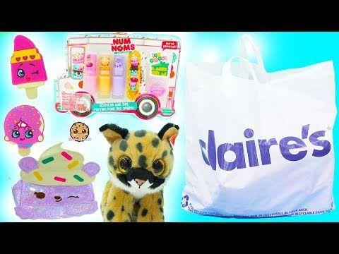 c19c15a5496 Claire s Haul - Cute Beanie Boo s