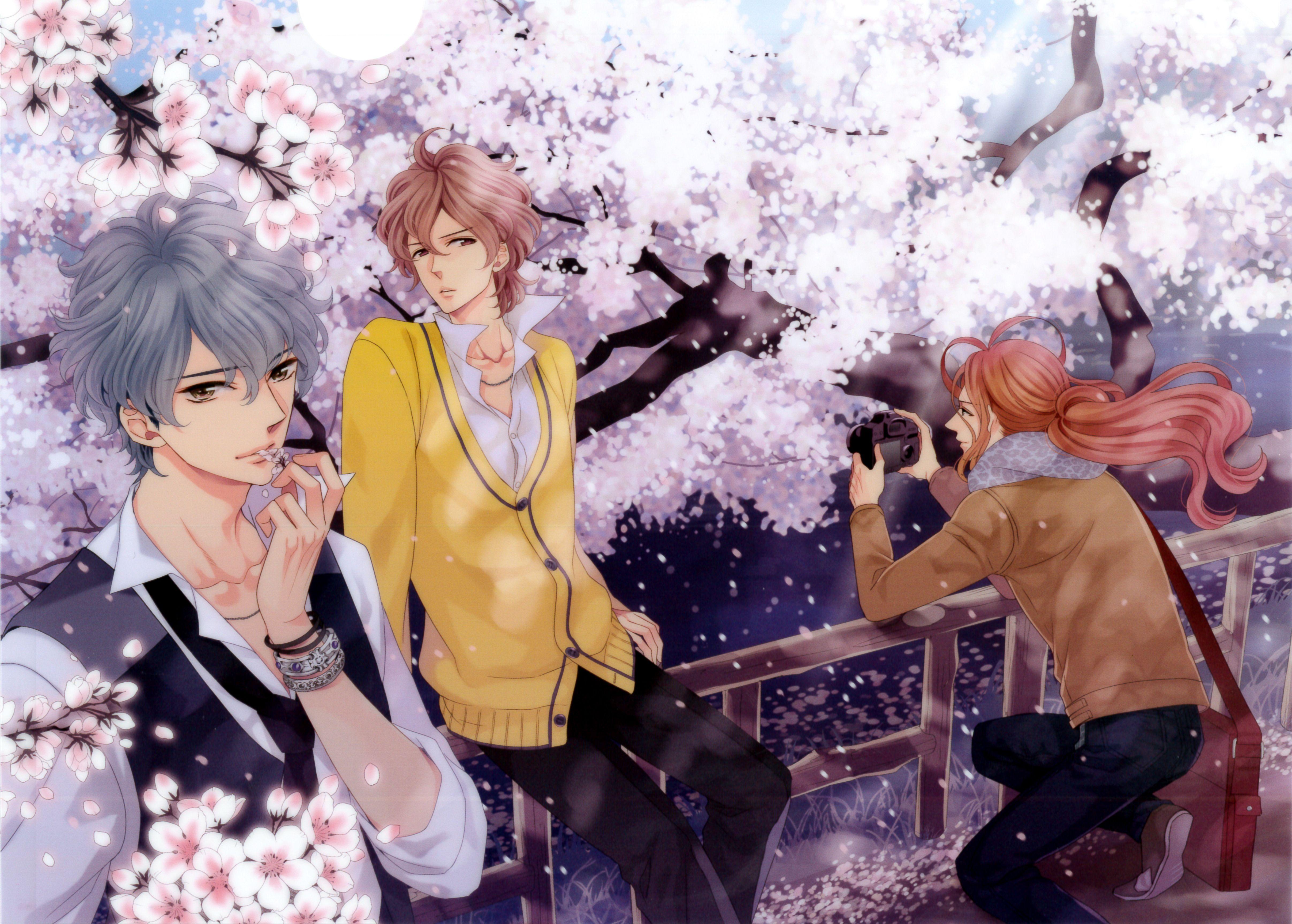 Картинки иори из аниме конфликт братьев