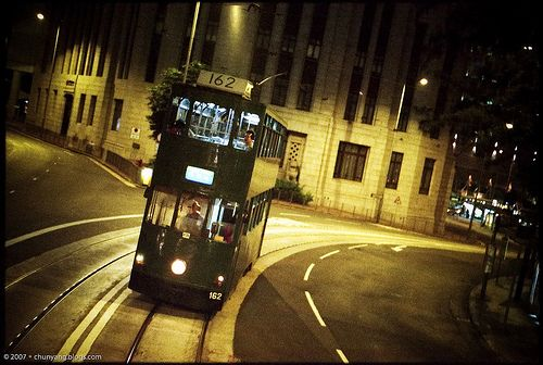 HK2007。叮叮車 | Tramway