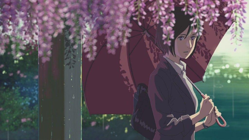 Yukari Yukino Kotonoha No Niwa The Garden Of Words